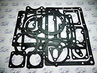 Набор прокладок для ремонта КПП коробки передач двигатель ЯМЗ-238 (прокладки кожкартон TEXON)
