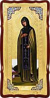 Храмовая икона в ризе Святая Анна Кашинская в церковной лавке