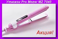 PRO MOZER MZ-7040 А Гафрэ,Утюжок Выпрямитель для Волос Pro Mozer!Акция, фото 1