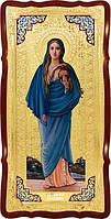 Храмовая икона в ризе Святая Мария Магдалина в православном магазине