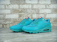 Кроссовки женские Nike Air Max 90 Hyperfuse Cyan