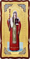 Храмовая икона в ризе Святая Нина в православном интернет магазине