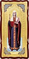 Храмовая икона в ризе Святая Параскева Пятница в православном магазине