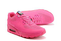 Кроссовки женские Nike Air Max 90 Hyperfuse Pink Реплика