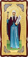 Храмовая икона в ризе Святая Фотина в православном интернет магазине