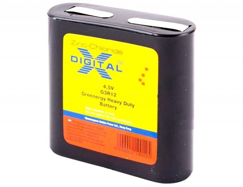 Батарейка X-Digital G3R12 4.5V