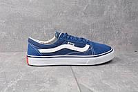 Кеды Vans old skool Blue*** (СИНИЕ), фото 1