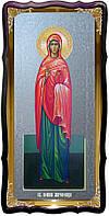 Икона храмовая под серебро Святая Иоанна в православном интернет магазине