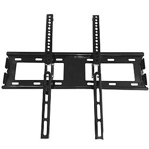 Крепеж DINGNUO S41 черный 25 - 55 дюймов для настенных LED телевизоров и компьютерных мониторов сверхпрочный, фото 2