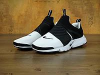 Кроссовки мужские Nike Presto Extreme GS Black/White Реплика
