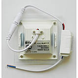 Светодиодная панель 6w Feron AL2111 6w 12LED 480Lm, фото 6