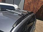 Subaru Forester 2008-2013 гг. Перемычки на рейлинги под ключ (2 шт)
