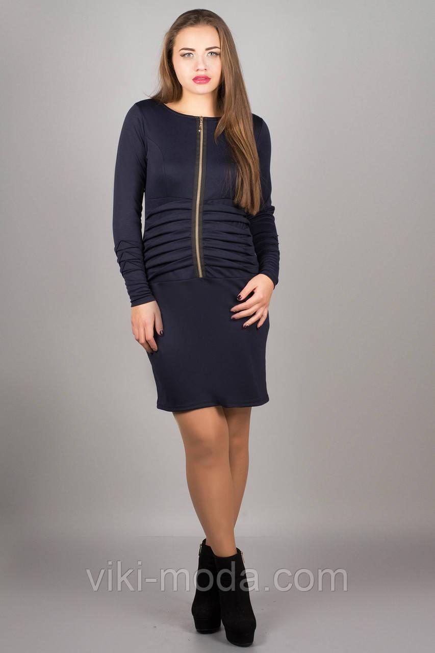 Сукня Ріо (синій)