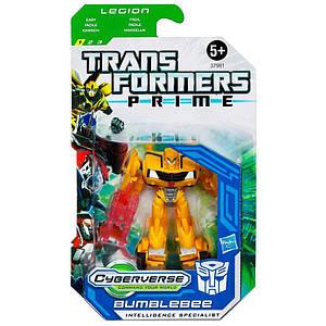 "Игрушка Бамблби ""Трансформеры Прайм"" - Intelligence Specialist Bumblebee, ""Prime"", Legion, Cyberverse, Hasbro"