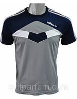 Мужская футболка Adidas из полиэстера, магазин одежды, футболки 2014 V-g-lbd_6D1