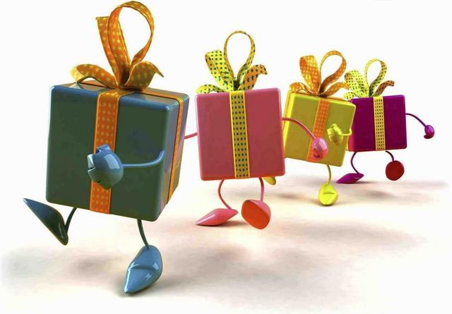 Подарки и другие Милые Вещички