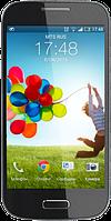 """Китайский cмартфон Samsung S4, Android, Wi-Fi, 2 SIM, дисплей 3.5"""", ёмкостной мультитач. Черный, белый"""