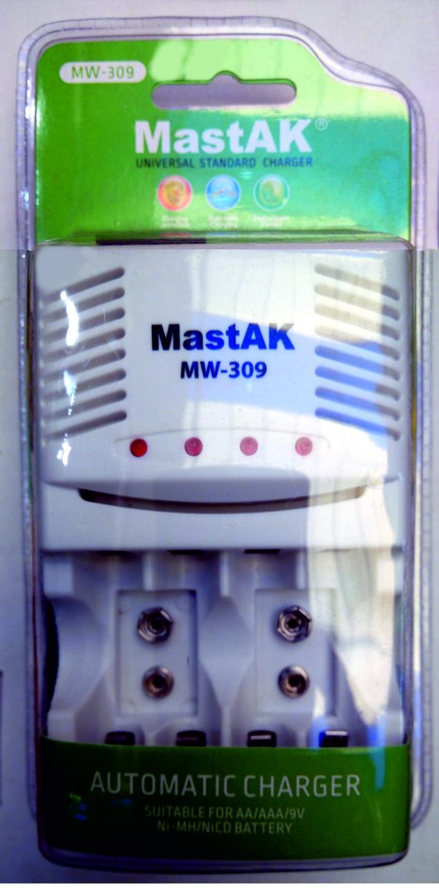 Универсальное зарядное устройство MastAK MW-309