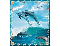 "Фотообои ""Морской танец 242х207""                                                                   Prostor"