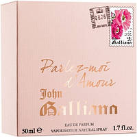 John Galliano Parlez-moi d'Amour EDP 50ml (ORIGINAL)
