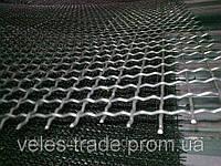 Сетка канилированная оцинкованная, яч.50х50мм, д.4мм