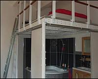 Лестницы и стремянки SVELT Заглушки для мезонина SVELT, 20 шт. белые