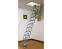 Лестницы и стремянки SVELT Чердачная лестница SVELT HARMONICA 70X130