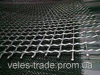 Сетка канилированная оцинкованная, яч.40х40мм, д.4мм