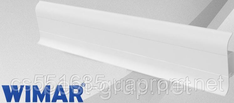 W 035 білий підлоговий пластиковий Wimar (Вімарі)