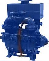Насос вакуумный водокольцевой 80-SZO-244-125-LC-00