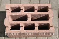 Блок строительный большой М50 (396х250х190) цены