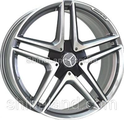 Литые диски Replica Mercedes-Benz MR010 8,5x20 5x112 ET39 dia66,6 (GMF)