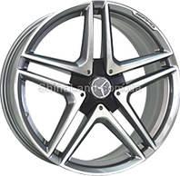 Литые диски Replica Mercedes-Benz MR010 9,5x20 5x112 ET39 dia66,6 (GMF)