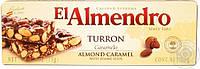 Туррон El Almendro с карамелью и кунжутом 75г