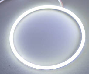 Светодиодные кольца (ангельские глаза) 80-70мм COB суперяркие, фото 2