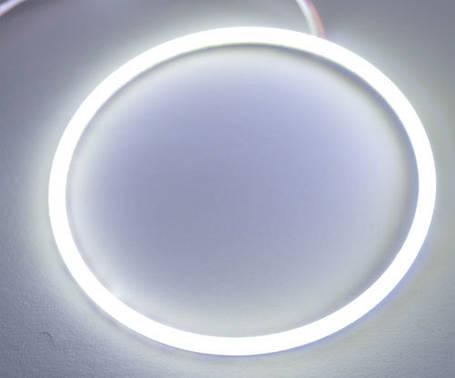 Светодиодные кольца (ангельские глаза) 110-100мм COB суперяркие ПАРА, фото 2
