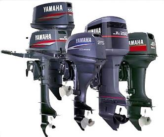 2-тактные лодочные моторы