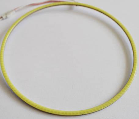 Светодиодные кольца (ангельские глаза) 140-130 мм COB суперяркие, фото 2