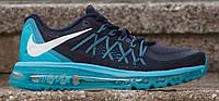 Кроссовки Nike Air Max 2015 ( Голубые), фото 1
