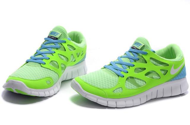 Женские кроссовки Nike Free Run 2