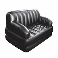 Надувная софа 5 в 1, надувной диван 5 в 1
