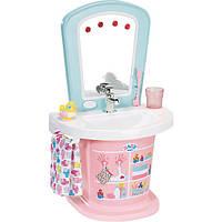 Интерактивный умывальник для куклы пупс Baby Born Беби Борн Zapf Creation 824078