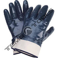Перчатки МБС Синие (жесткий манжет)