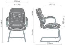 Кресло Валенсия CF Хром Неаполь N-36 (AMF-ТМ), фото 3