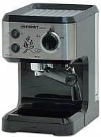 Кофеварка эспрессо рожковая электрическая First FA-5476-1