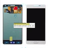 Модуль Samsung A500F Galaxy A5, A500FU Galaxy A5, A500H Galaxy A5, A500M Galaxy A5 Amoled original білий