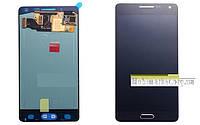 Модуль Samsung A500F Galaxy A5, A500FU Galaxy A5, A500H Galaxy A5, A500M Galaxy A5 Amoled original чорний