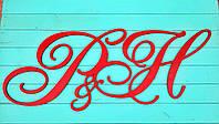 Семейный герб или монограмма. Изготовлено из фанеры 6 мм. Размер 600 на 200 мм