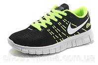 Женские кроссовки  Nike Free 6.0 черные