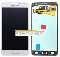 Samsung A300F Galaxy A3, A300FU Galaxy A3, A300H Galaxy A3 Amoled original білий